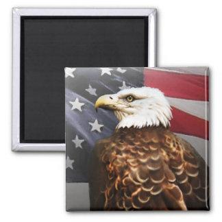 Örn-USA Magnet