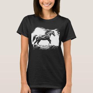 Ornated hästT-tröja Tee