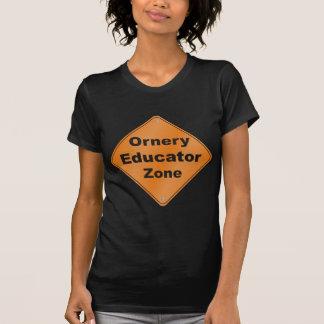 Ornery utbildare t shirt