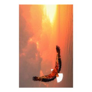 Örnflyg Brevpapper