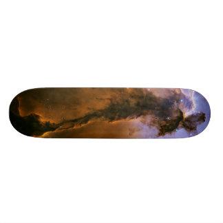 Örnnebulaskateboard Skateboard Bräda 20,5 Cm