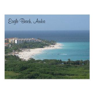 Örnstrand, Aruba, på vykort