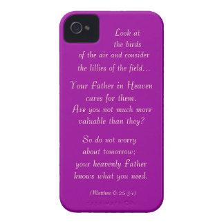 Oroa inte Case-Mate iPhone 4 case