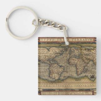 Ortelius världskarta 1570