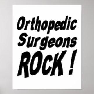 Ortopedisk kirurgsten! Affischtryck Poster