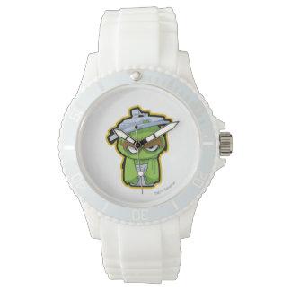 Oscar grinighetzombien armbandsur