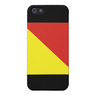 Oscar (nolla) signalerar flagga iPhone 5 hud