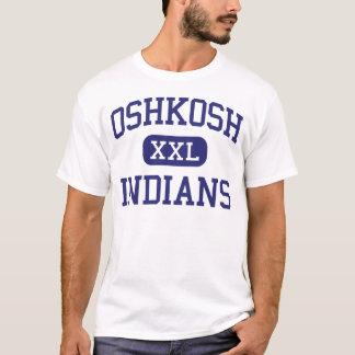 Oshkosh - indier - kick - Oshkosh Wisconsin T-shirts