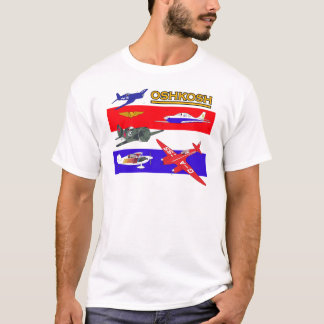 Oshkosh Tribute T Shirt