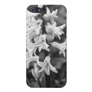 Oskuld är en vitblomma iPhone 5 cover