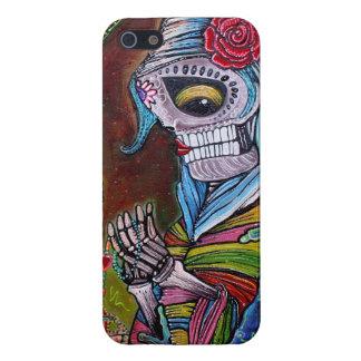 Oskuld av den Guadalupe iphone case iPhone 5 Fodral