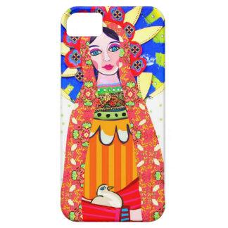 Oskuld av Guadalupe iPhone 5 Cases