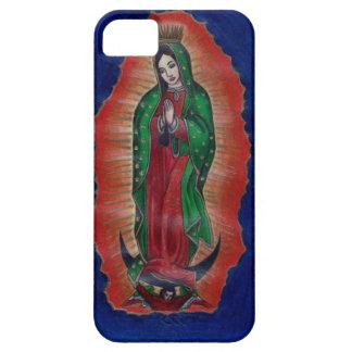 Oskuld av Guadalupe iPhone 5 Skal