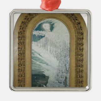 Oskuld av liljarna, 1899 julgransprydnad metall