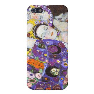 Oskuld Gustav Klimt iPhone 5 Fodraler