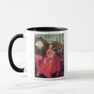 """Oskuld och barn """"Madonna med irisen"""", 1508 Mugg"""