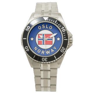 Oslo norge armbandsur