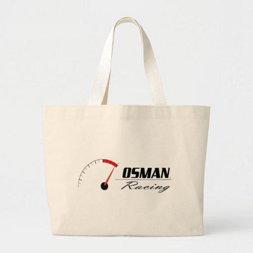 Osman tävlamessenger bag tote bags