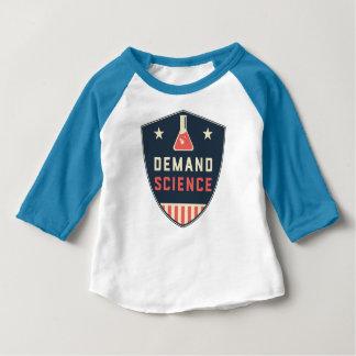 Oss folket begäranvetenskap i Amerika T-shirts