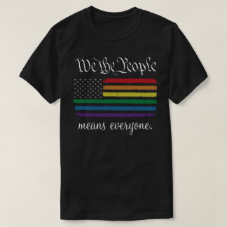 Oss folket t shirt