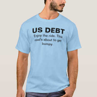 Oss skuld tee shirts