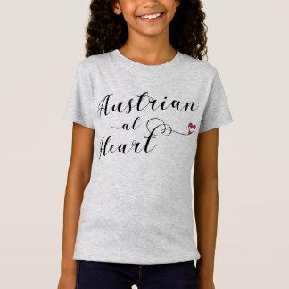 Österrikare på hjärtautslagsplatsskjortan, tshirts