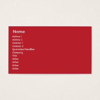 Österrike - affär visitkort