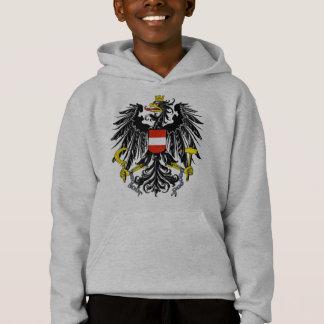 Österrike emblem tröja