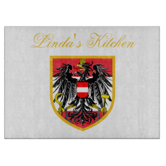 Österrike flagga