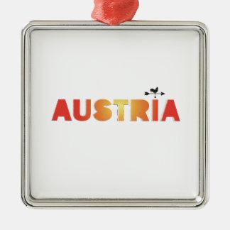 Österrike Julgransprydnad Metall