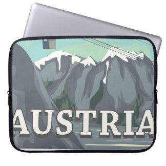 Österrike Laptop Fodral