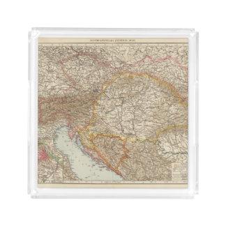 Österrike Ungern 2 Bricka