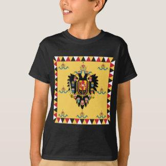 Österrike Ungern imperialistisk standard 1894-1915 Tee Shirt