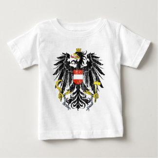Österrike vapensköld t-shirt