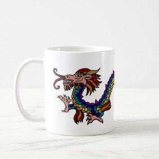 Östlig drake kaffemugg