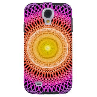 Östlig mosaisk Mandala Galaxy S4 Fodral