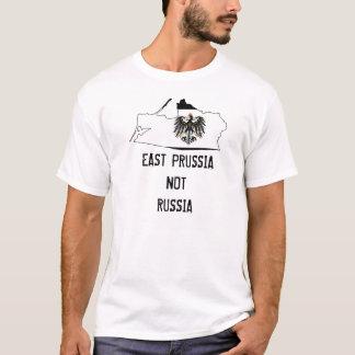 Östlig Prussia inte Ryssland (manar) Tee Shirts