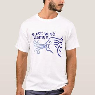 Östlig vind spelar logotypskjortan - för fia summa t-shirt