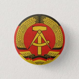 Östlig vintage - tysken knäppas mini knapp rund 3.2 cm
