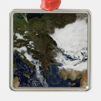Östra och Southern Europe Julgransprydnad Metall