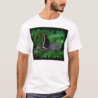 Östra svart Swallowtail DSC_0080 Tshirts