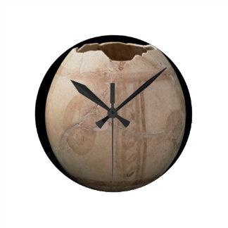 Ostrichägget klippte i form av en vas från Puig de Rund Klocka