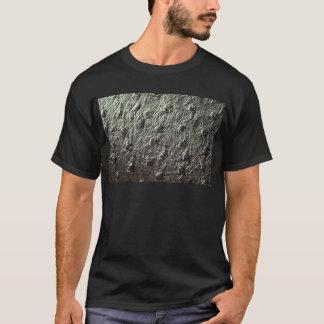 Ostrichen flår läder tee shirt