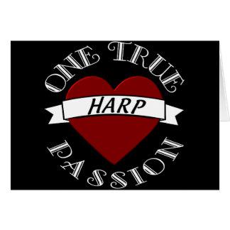 OTP: Harpa Hälsningskort