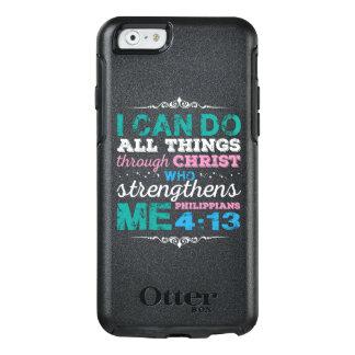 Otterbox Philippians4:13 för Iphone 6/6s OtterBox iPhone 6/6s Fodral