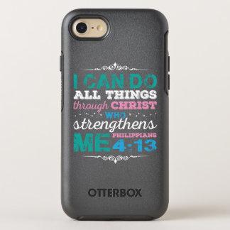 Otterbox Philippians4:13 för Iphone 6/6s OtterBox Symmetry iPhone 7 Skal