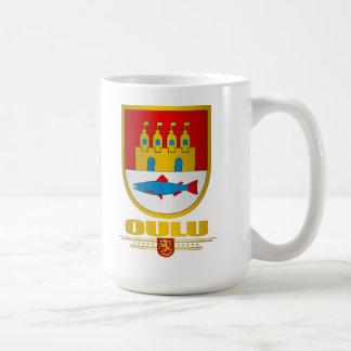Oulu Vit Mugg