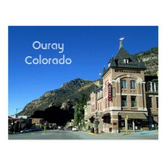 Ouray Colorado vykort