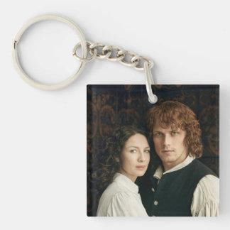 Outlandersäsong 3% pipe% Jamie och Claire