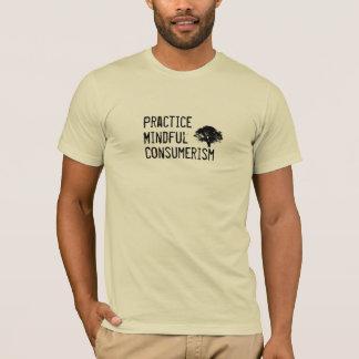 Öva Mindful Consumerism Tee Shirts